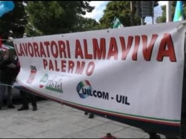 Almaviva: ritirati licenziamenti, 18 mesi di ammortizzatori