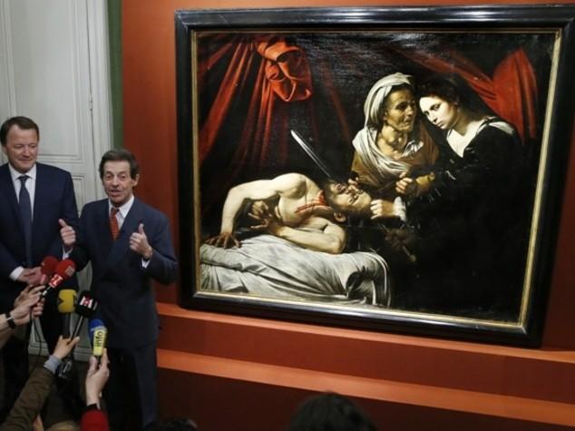 Spunta un Caravaggio, lo vuole il Louvre