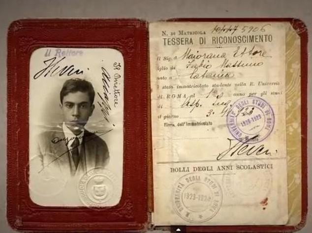 Nessuno mi trovera', viaggio nel mito di Ettore Majorana