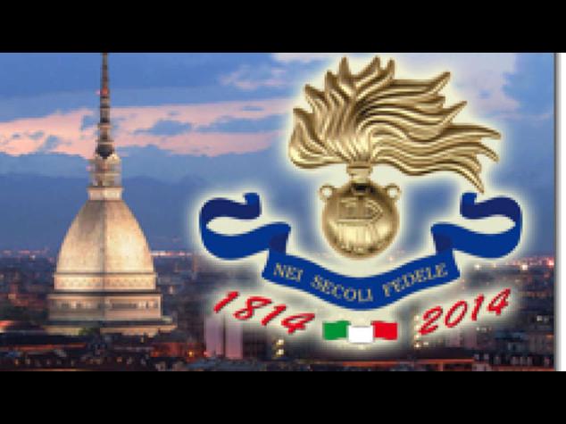 Carabinieri celebrate 200th anniversary in Turin