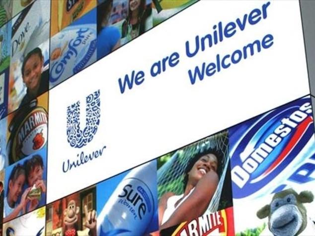 Unilever: vendite trimestrali salgono 6%, in aumento dividendi