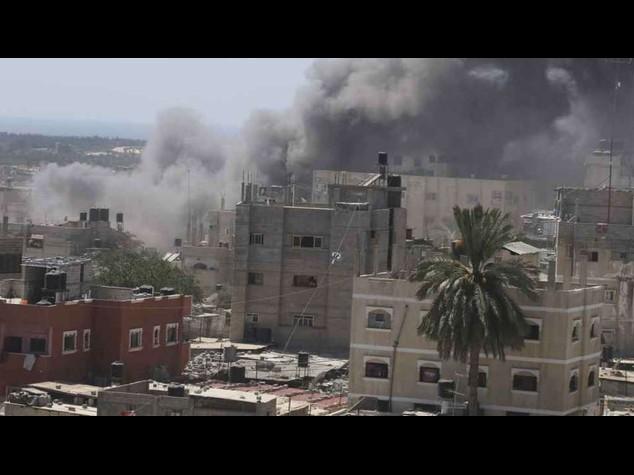 Israele abbatte per la prima volta un drone, diplomazia preme
