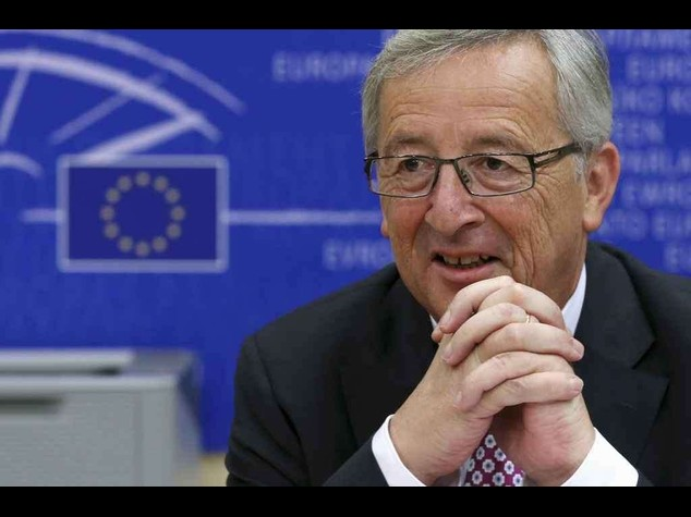 Juncker appointed EU Commission's president