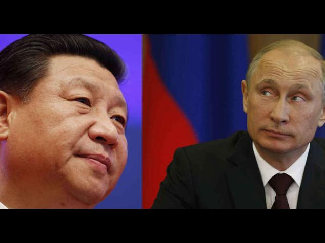 """Putin a Xi Jinping, """"cooperazione con Cina cresce ogni anno"""""""