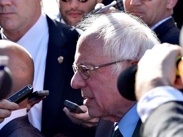 Sanders non lascia, avanti fino alla convention