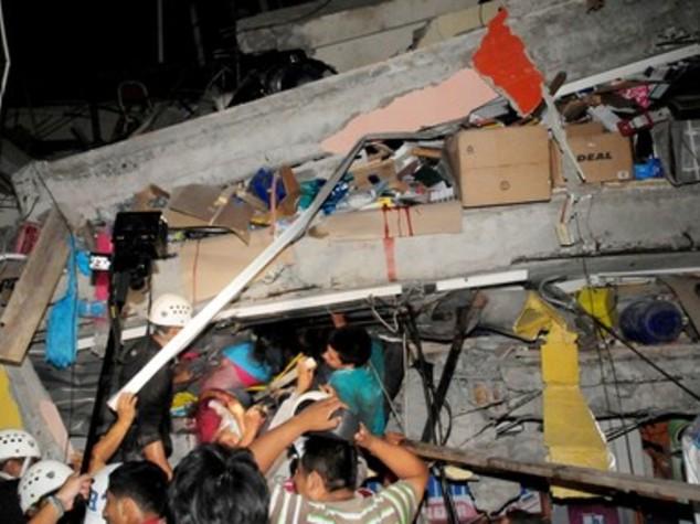 Forte sisma in Ecuador, un mese fa morirono 660 persone