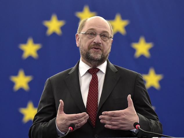 Pannella: l'omaggio di Schulz e dell'Europarlamento