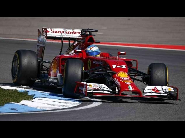 """F. 1: Alonso, """"concentrati su set-up""""; Raikkonen soddisfatto"""