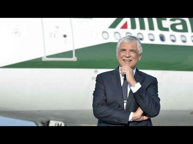 """Alitalia: Del Torchio avverte """"Intesa sui tagli o salta tutto"""""""