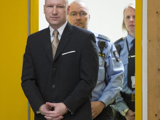 Cinque anni fa strage Breivik a Utoya