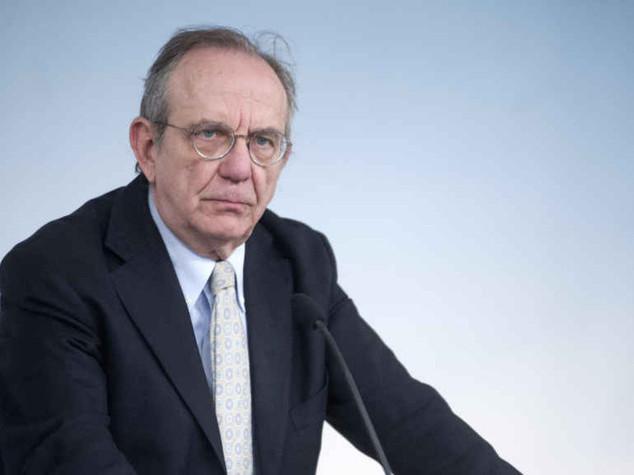Crisi: Padoan, viviamo fase rilancio sostenuto da riforme governo