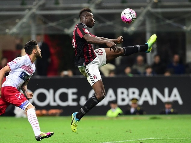 Milan delude e Carpi ringrazia, a San Siro e' 0-0