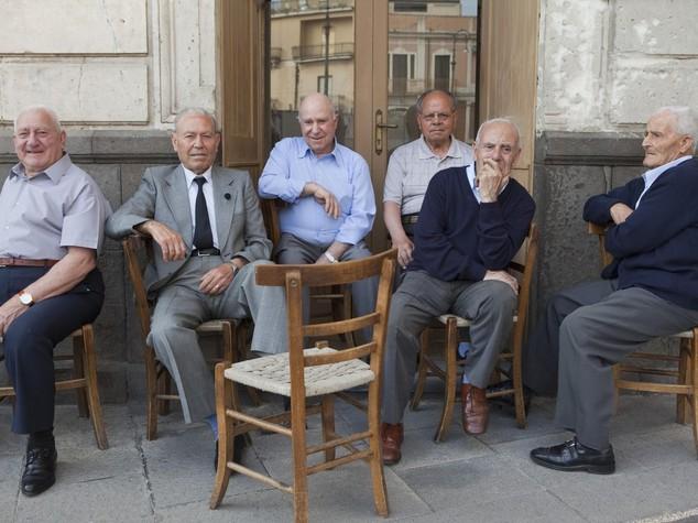 Italiani sempre piu' vecchi, 6,7% popolazione e' over 80