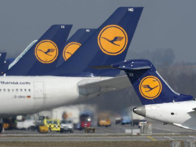 Germania, sciopero in 6 aeroporti: a Fiumicino cancellati 16 voli