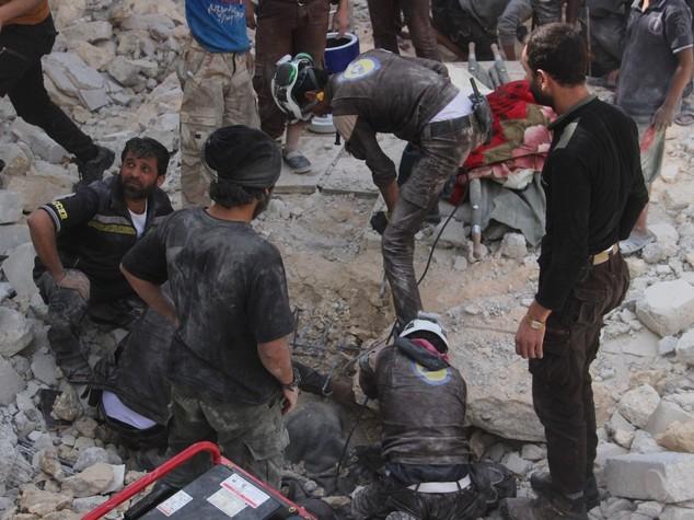 Siria: Mosca si difende, nessun raid su civili ad Aleppo