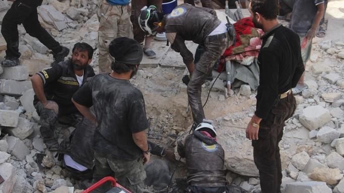 Cinquanta morti sotto bombe ospedale Aleppo
