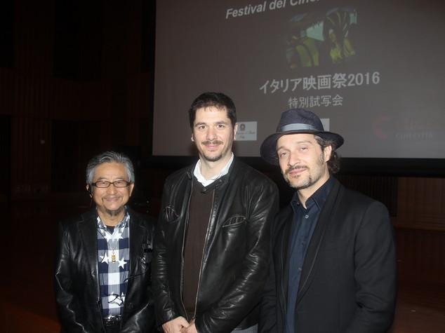 Cinema: 'Jeeg Robot' di Mainetti incontra suo creatore a Tokyo