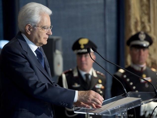Mattarella, non cedere alla follia del fondamentalismo islamista