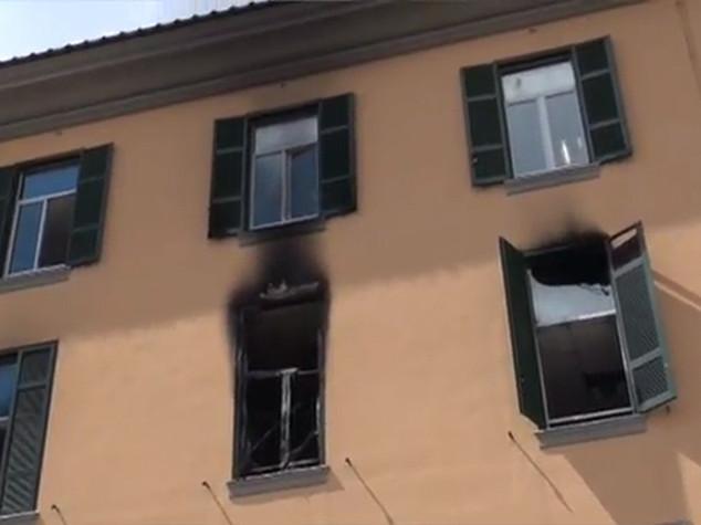 """Incendio al San Camillo, """"evento inspiegabile"""""""
