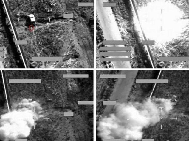 Isis: inglesi bombardano jihadisti vicino Baghdad