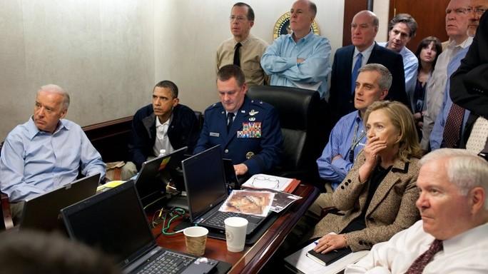 'Diretta' twitter della Cia sulla morte di bin Laden