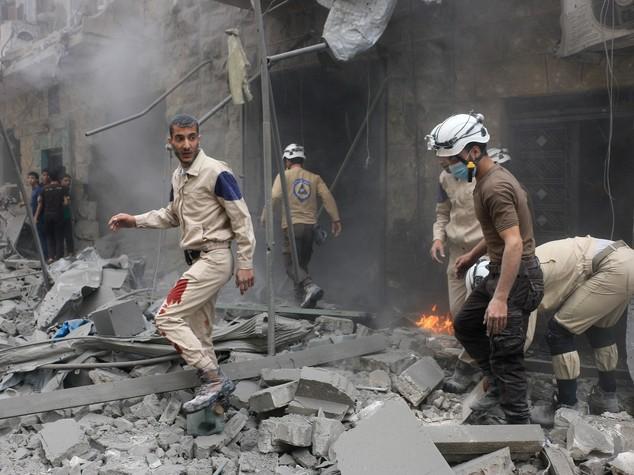 Siria, morto l'ultimo ginecologo nel Guta Orientale
