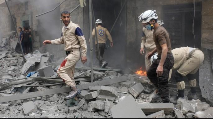 Siria, missili russi contro terroristi da navi nel Mediterraneo