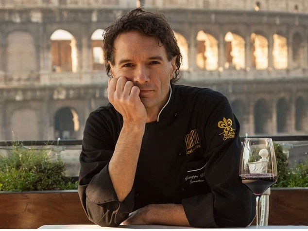 Showcooking dello chef del Colosseo a Castel Romano