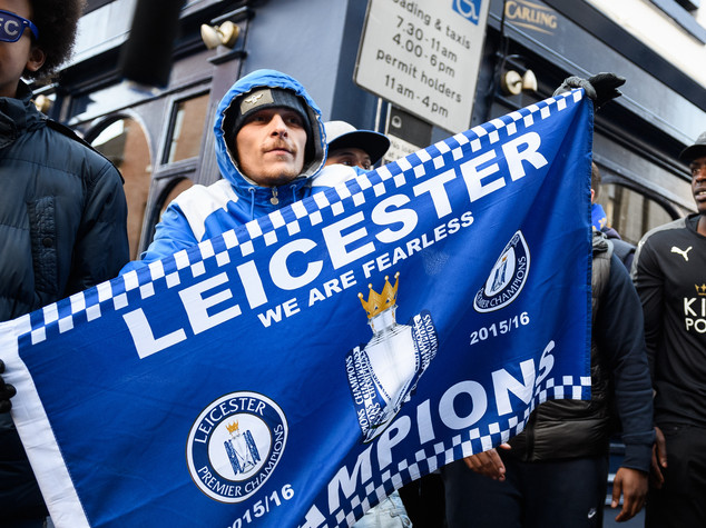 La favola del Leicester, piu' forte del grande business