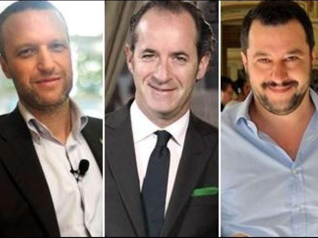 Veneto: la Lega sceglie Zaia E Salvini 'commissaria' Tosi