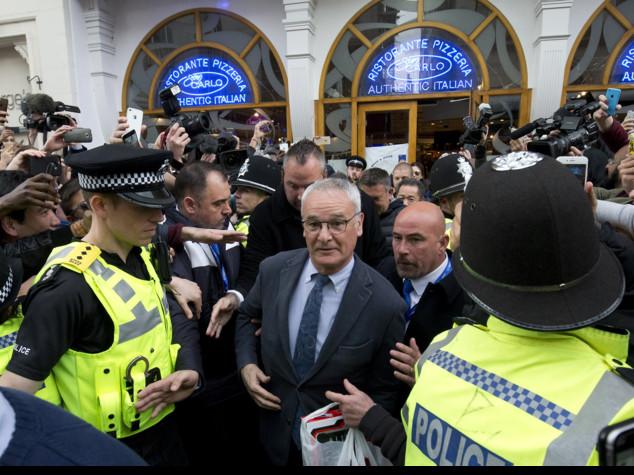 """Ranieri """"vincere da vecchio è indimenticabile"""""""