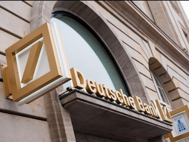 Manipolazione di mercato, Deutsche Bankindagata