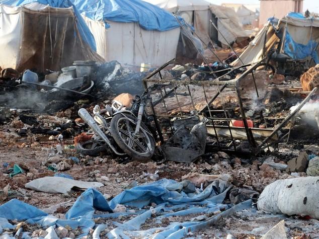 Iraq: allarme umanitario, 3,6 milioni sfollati in fuga da Isis