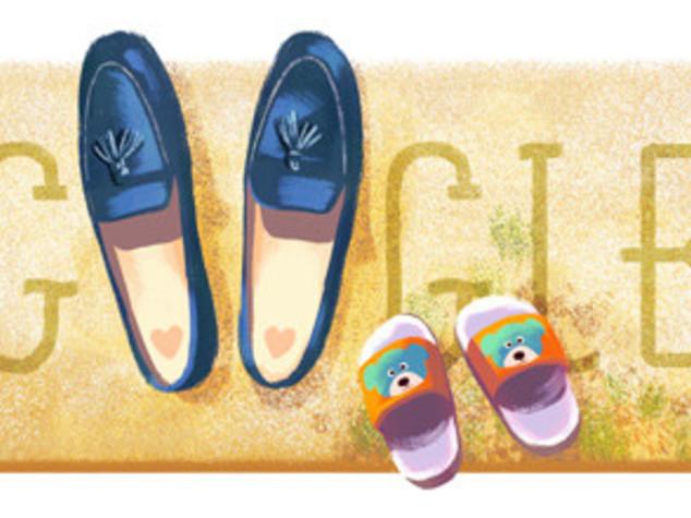 Mocassini e ciabattine, il Doodle per la Festa della Mamma
