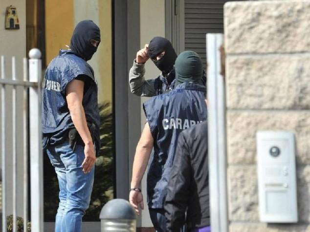 Ndrangheta drogalatitante Riitano