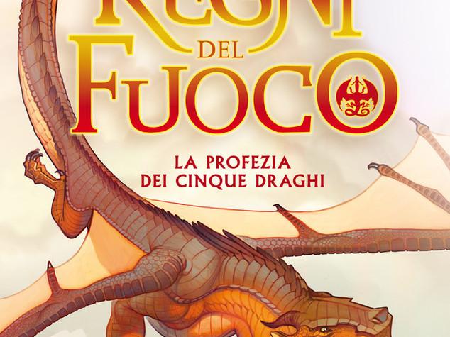 Debutta in Italia la saga dei draghi di Tui Sutherland