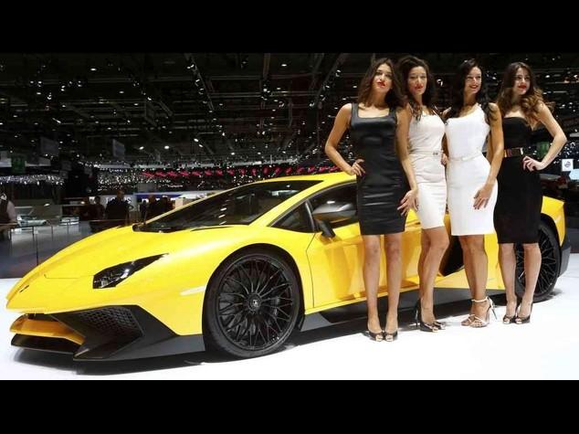 Auto: Lamborghini, nel 2014 vendite e fatturato da record - Foto
