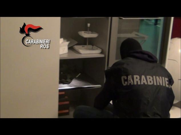Camorra, blitz del Ros contro Casalesi. Undici arresti