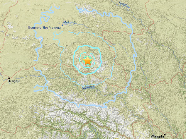 Terremoto in Tibet, oltre sessanta i feriti