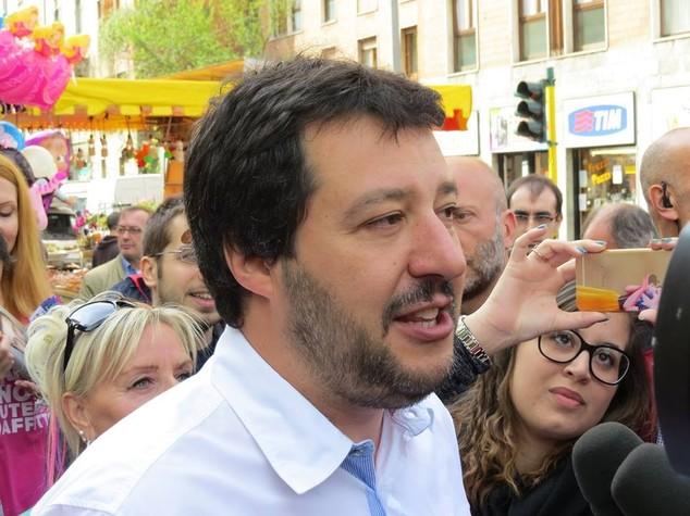 Salvini, preghiere non bastano piu' ora maniere forti