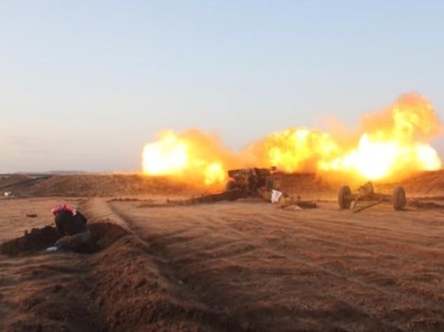 Iraq: offensiva esercito a Mosul, Usa inviano rinforzi