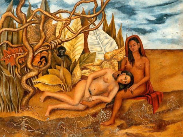 """Frida Kahlo da record, """"Due nudi nel bosco"""" da 8 milioni di dollari"""