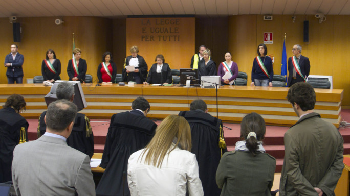 Thyssen, 4 condannati vanno in carcere