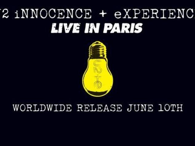 Il 10 giugno film-concerto U2 con tappa Parigi dopo attentati