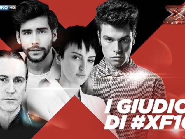 Alvaro Soler e Manuel Agnelli nella giuria di X-Factor