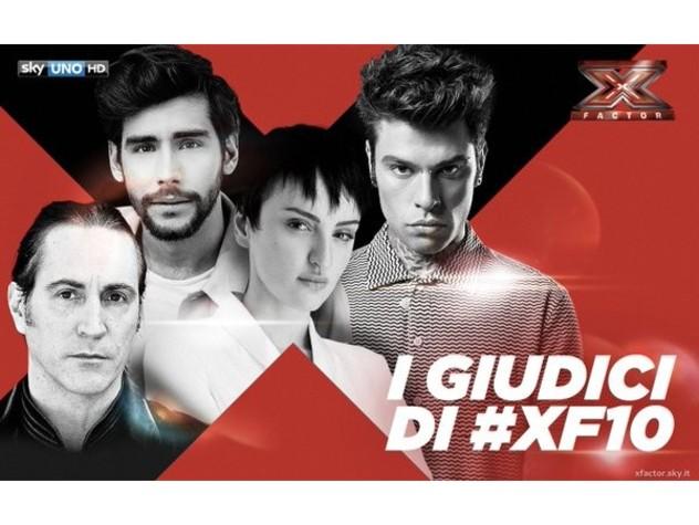 X Factor 2016: i giudici (secondo i giornali)