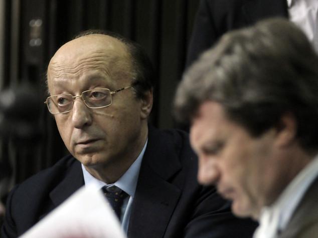 Calciopoli, Moggi dovrà risarcire i club danneggiati