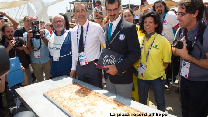Pizza da un chilometro e mezzo, Napoli a caccia del record