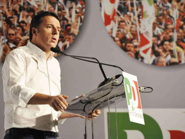 "Pd: scontro Renzi-minoranza Fassina, ""Basta caricature"""