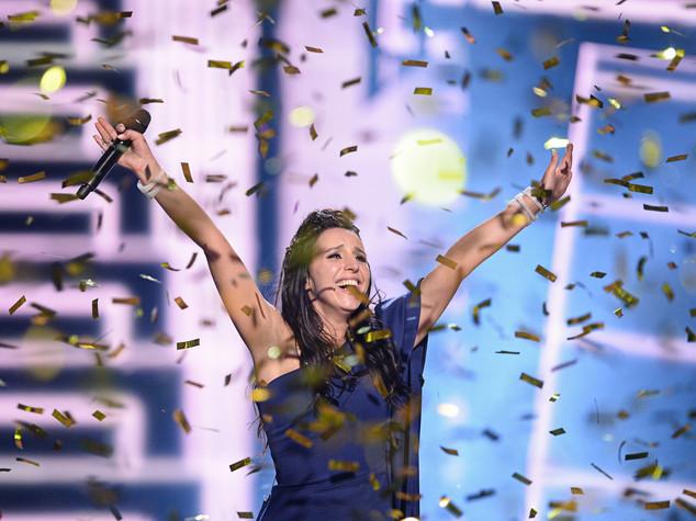 Jamala trionfa a Eurovision con canzone sugli orrori di Stalin - VIDEO e FOTO